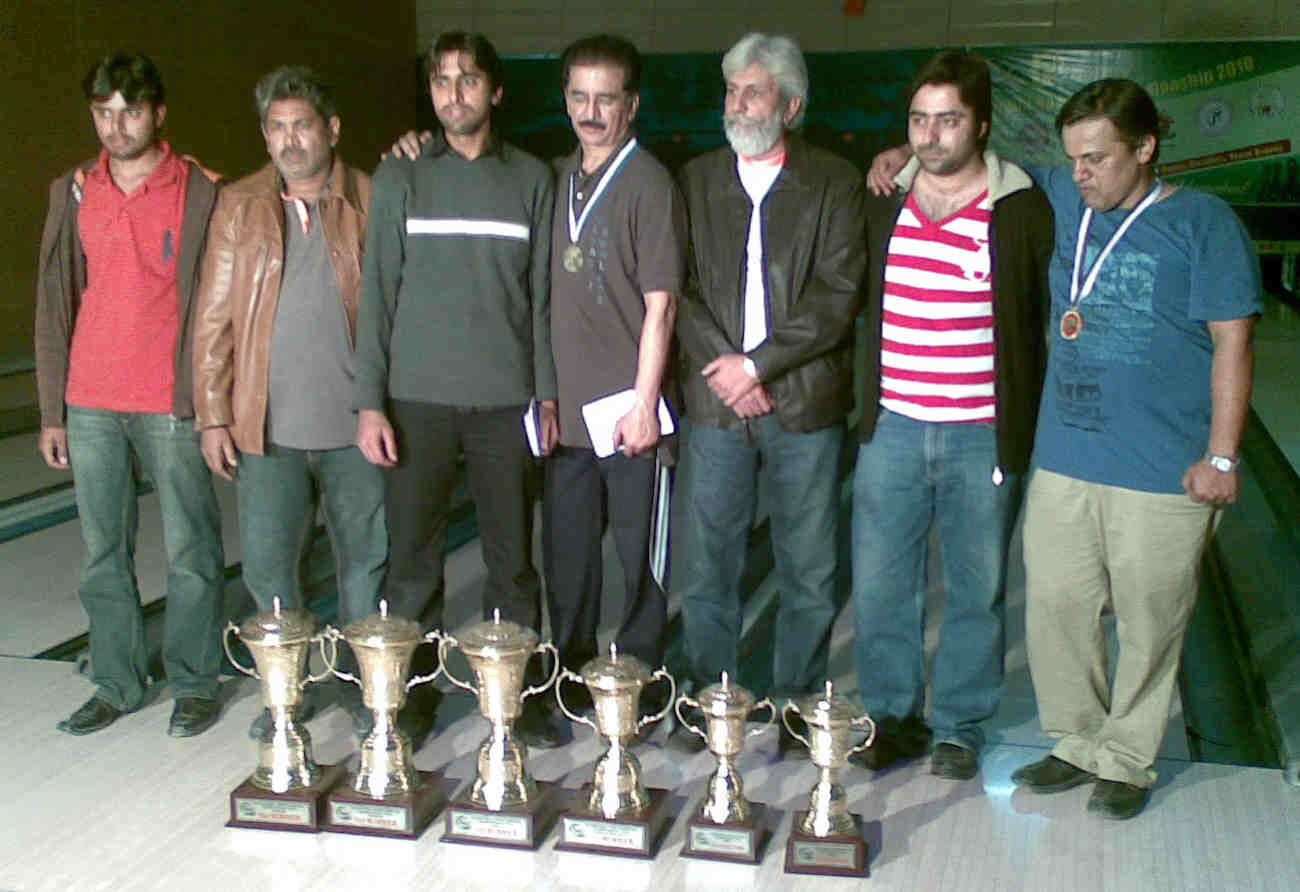 5th National Tenpin Bowling Championship 2010