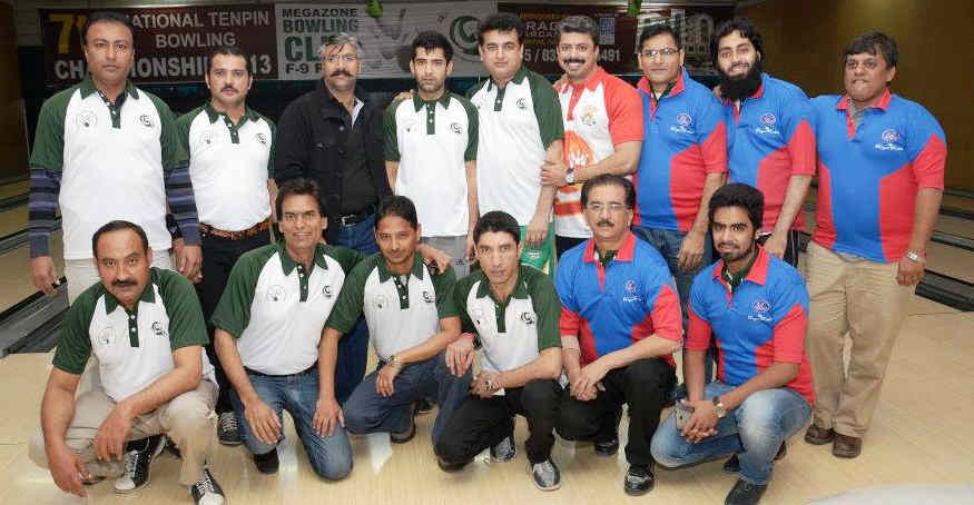 Group Photo of 7th National Tenpin Bowling Championship 2013
