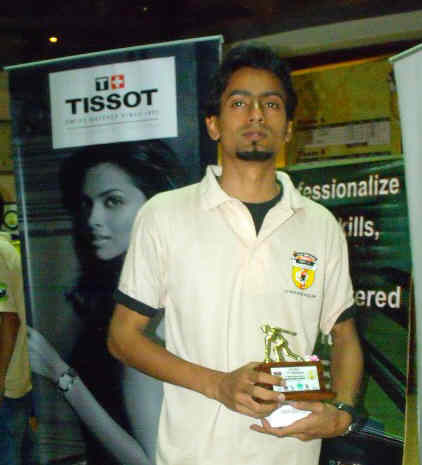 2nd Sindh Sports Boards Ranking Bowling Tournament 2011