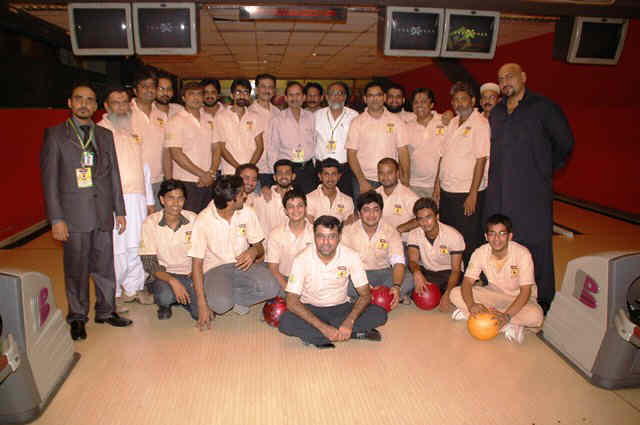 Sindh InterLeague Bowling Tournament 2010