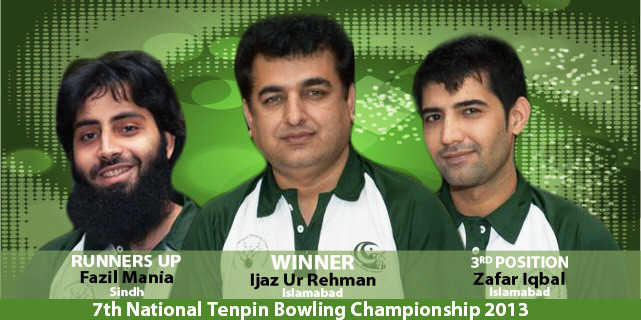Winners 7th National Tenpin Bowling Championship 2013